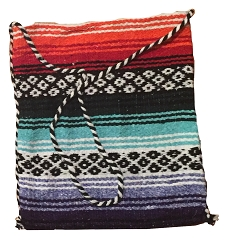 Mexican Blanket Tote Bag MB11