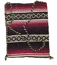 Mexican Blanket Tote Bag MB1
