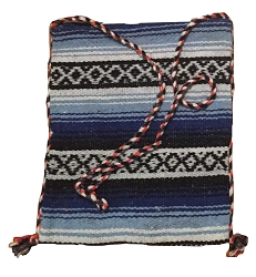 Mexican Blanket Tote Bag MB5