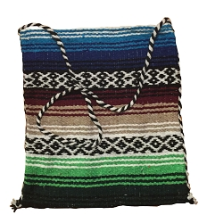 Mexican Blanket Tote Bag MB6