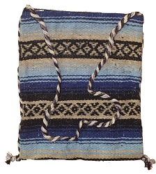 Mexican Blanket Tote Bag MB8