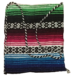 Mexican Blanket Tote Bag MB9