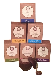 Song of India Solid Perfume - Assorted Scents