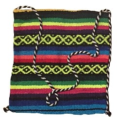 Mexican Blanket Tote Bag MB10