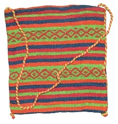Mexican Blanket Tote Bag MB3